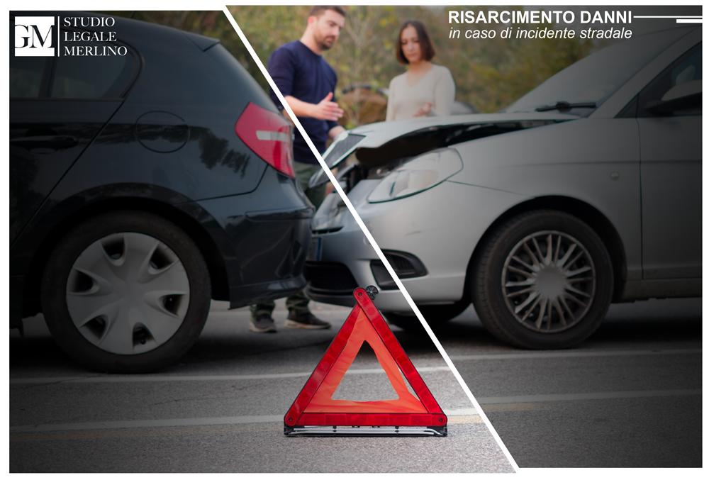 Risarcimento danni in caso di incidente stradale