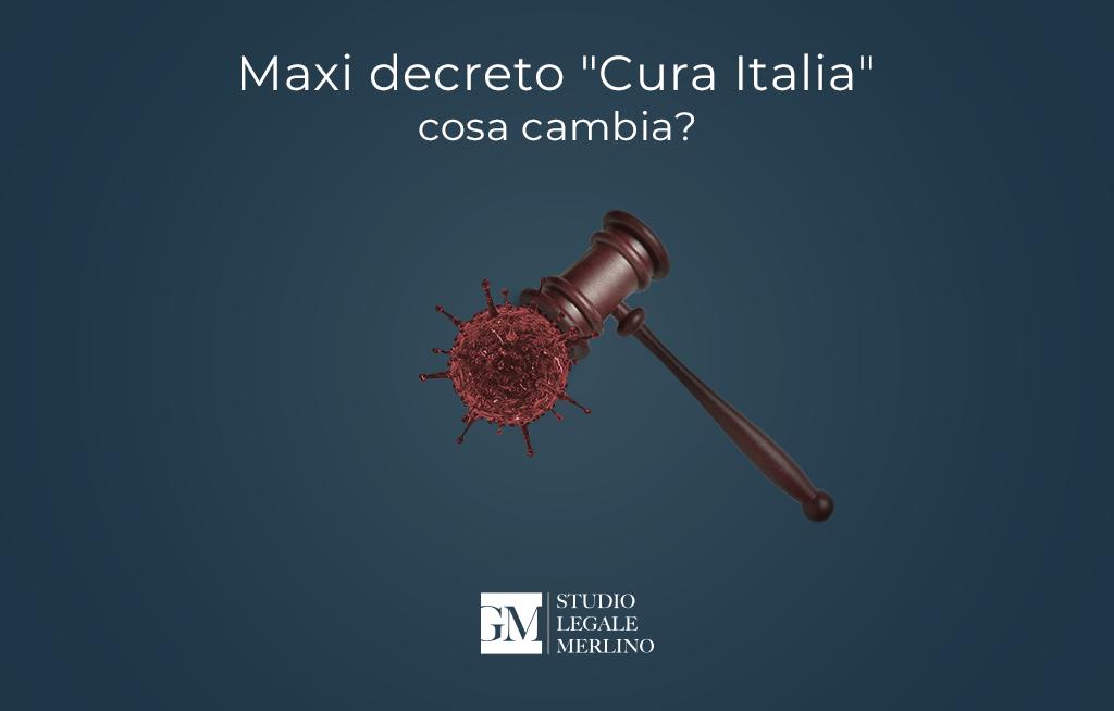 """Coronavirus: Approvato maxi decreto """"Cura Italia"""""""